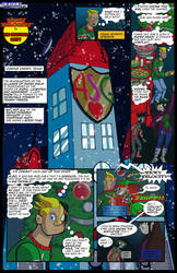 DU:  The Christmas Party pg 1 by bogmonster