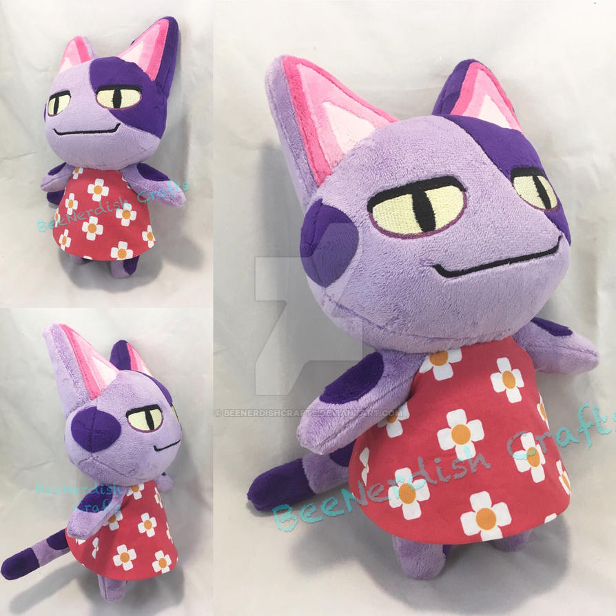Image of: City Folk Bob Animal Crossing Plush By Beenerdishcrafts Deviantart Bob Animal Crossing Plush By Beenerdishcrafts On Deviantart