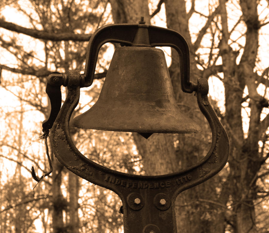 Vintage Bell by mandypandy1980
