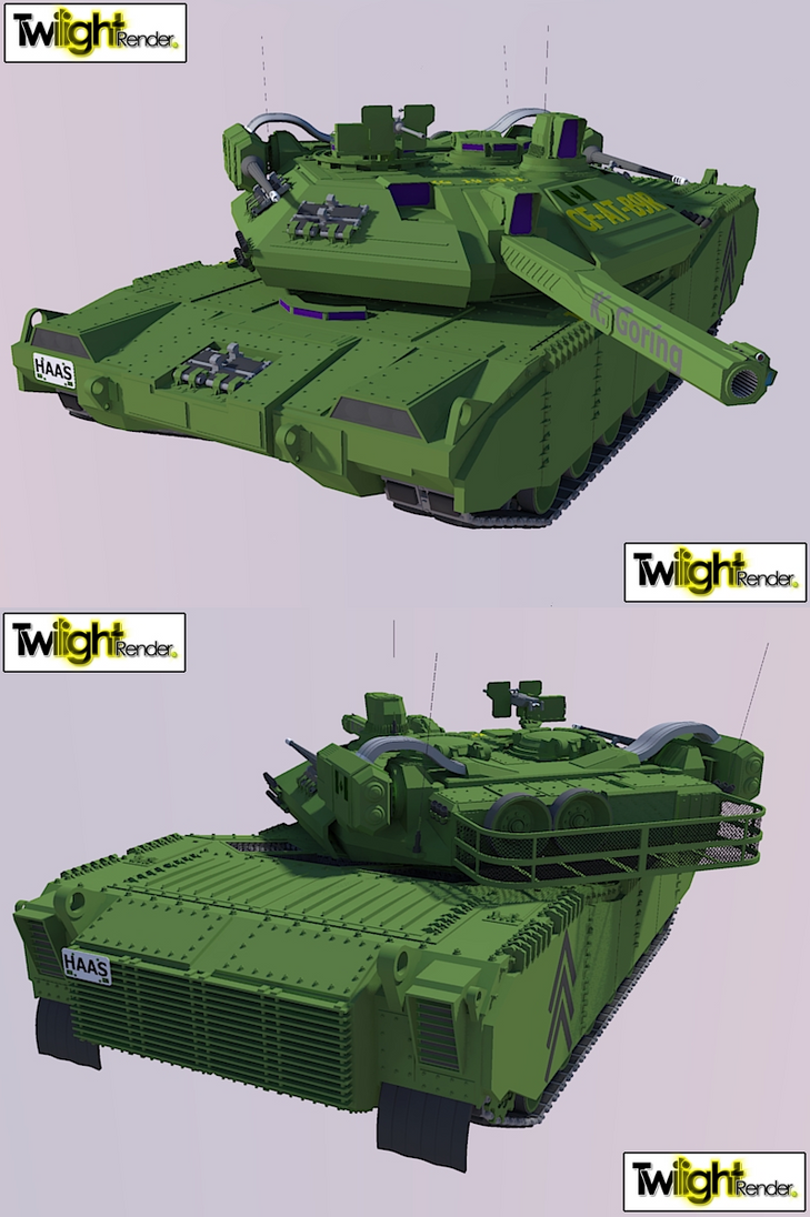 heavy battle tank - photo #28