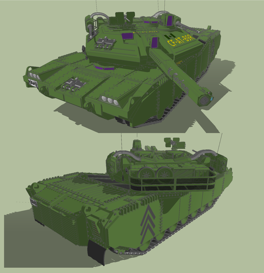 heavy battle tank - photo #19