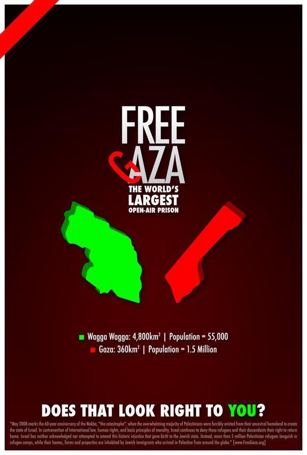 Free Gaza - Part 1 by Delt4