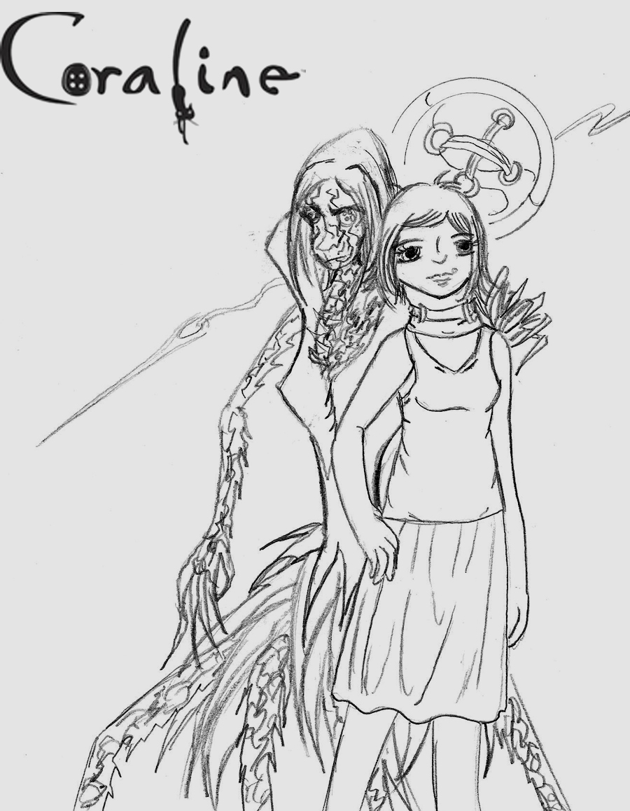 Coraline Mother Other Mother By Taiya001 On Deviantart