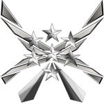 7 Star General Insignia Concep
