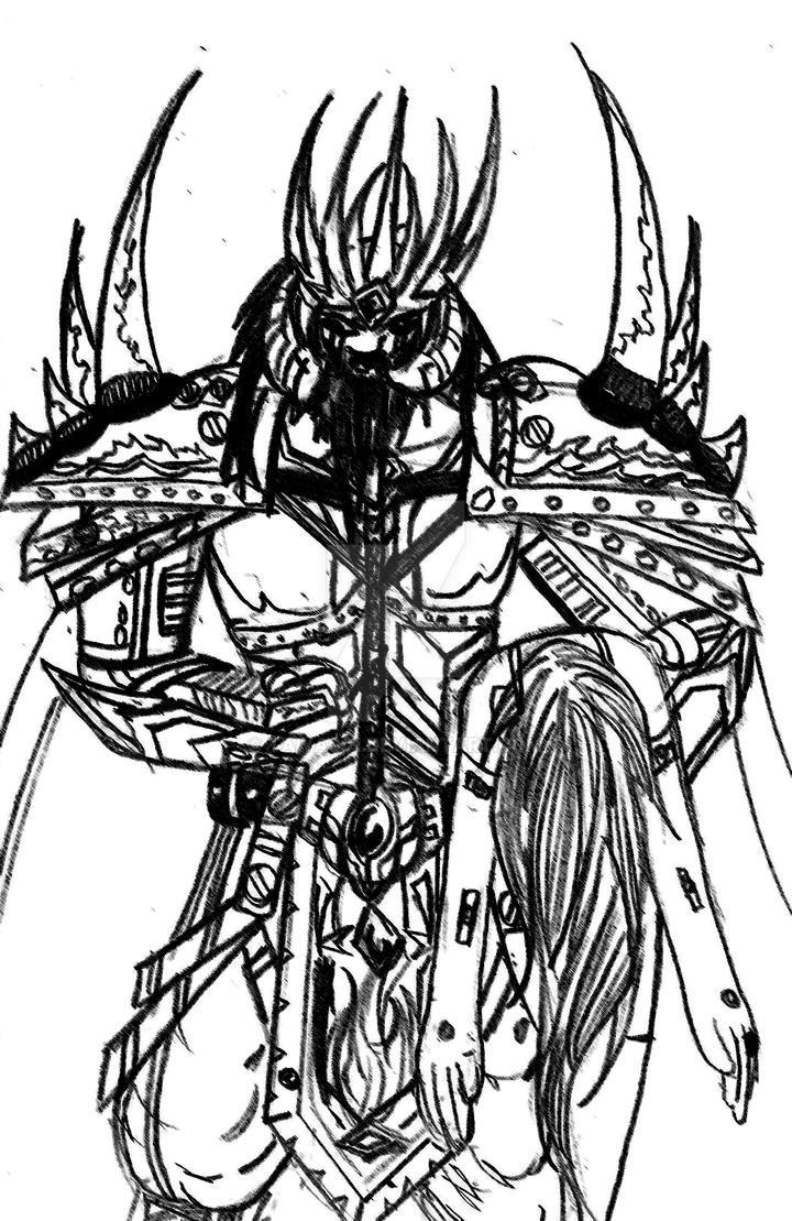 TFAV Astrals Last Curse updated art by Taiya001