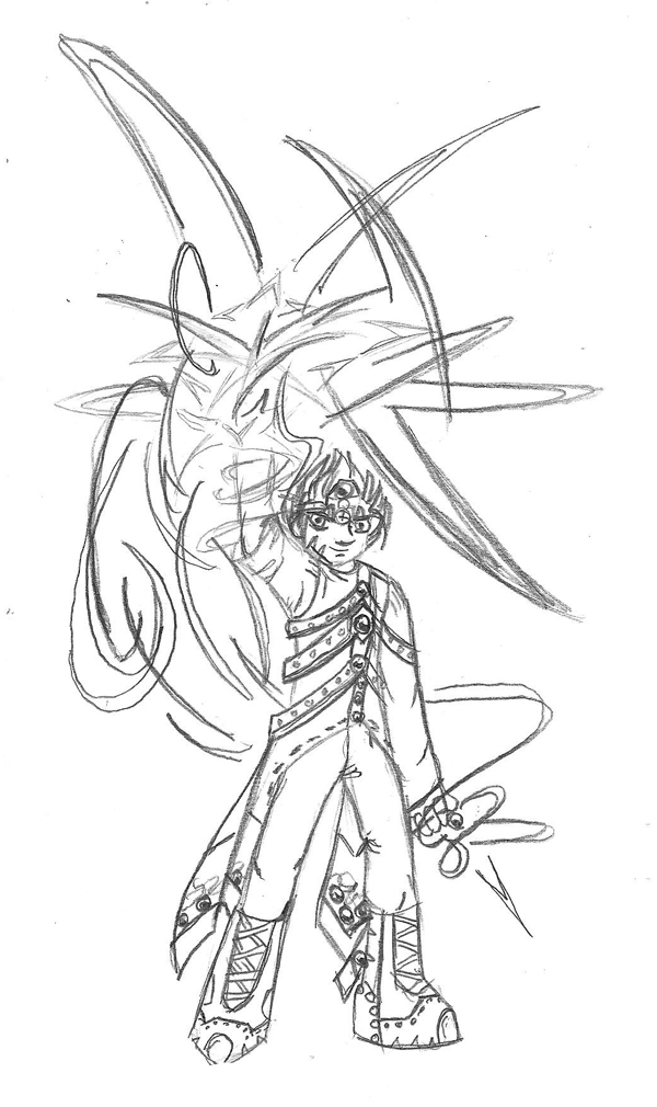 Random idea sketch as game ava by taiya001 on deviantart for Random sketch ideas