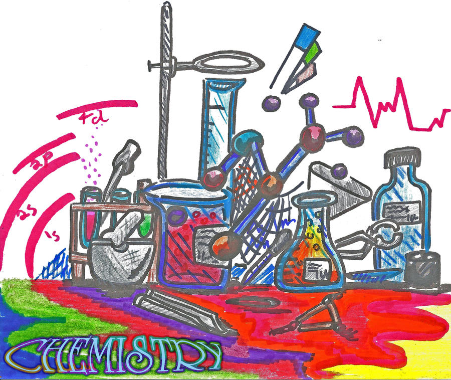 Chemistry Coloring Pages