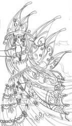 Fantasy Fairy Princess