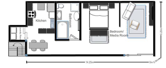 TFAV Standard Humanicon Room