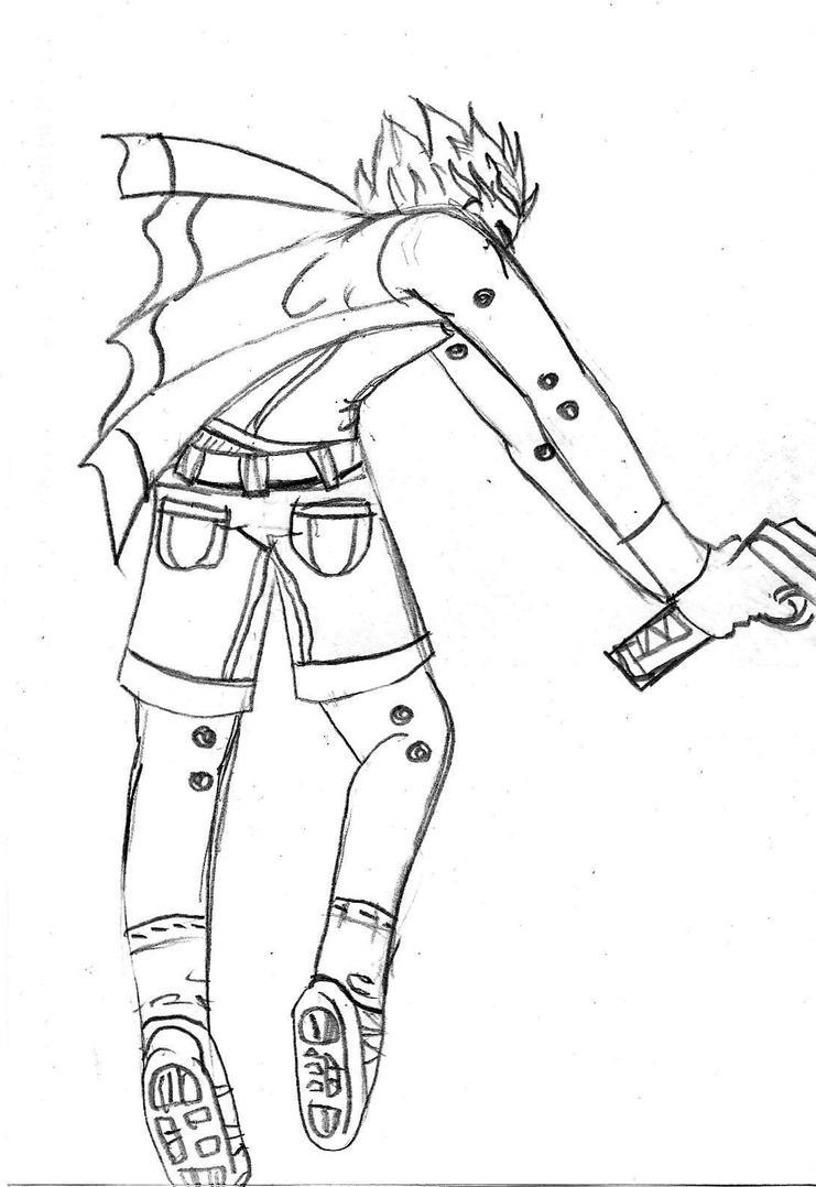 TFAV Sketch Shoot Down by Taiya001