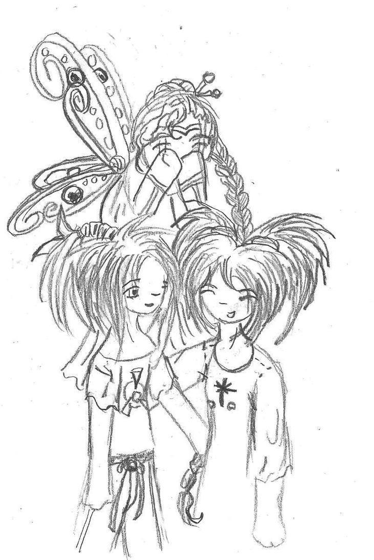 TFAV Nova Marta and Morpha by Taiya001