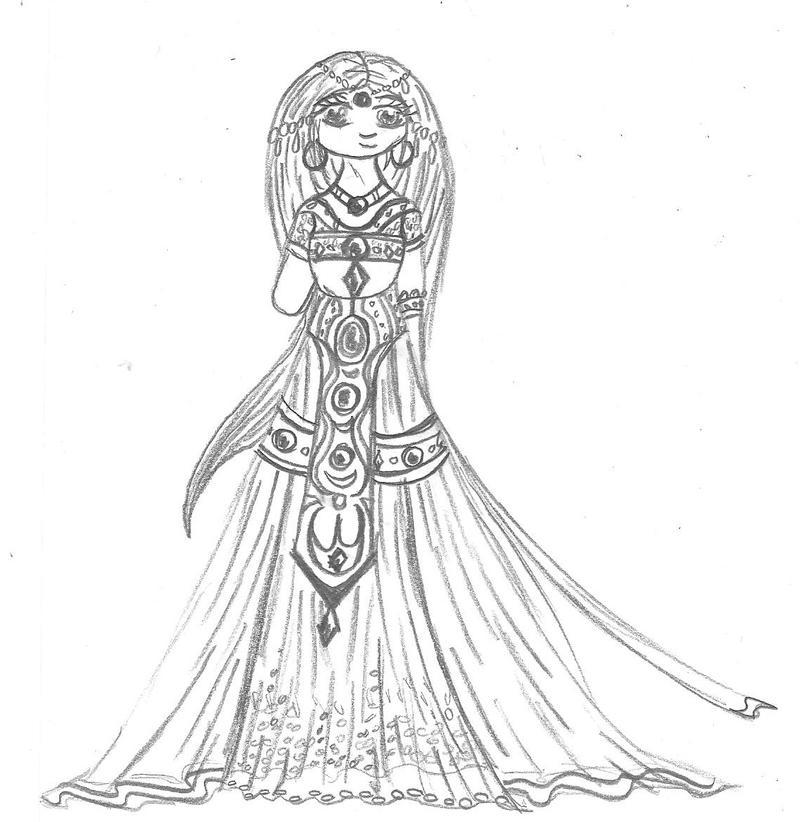 FA A Princess nonetheless by Taiya001