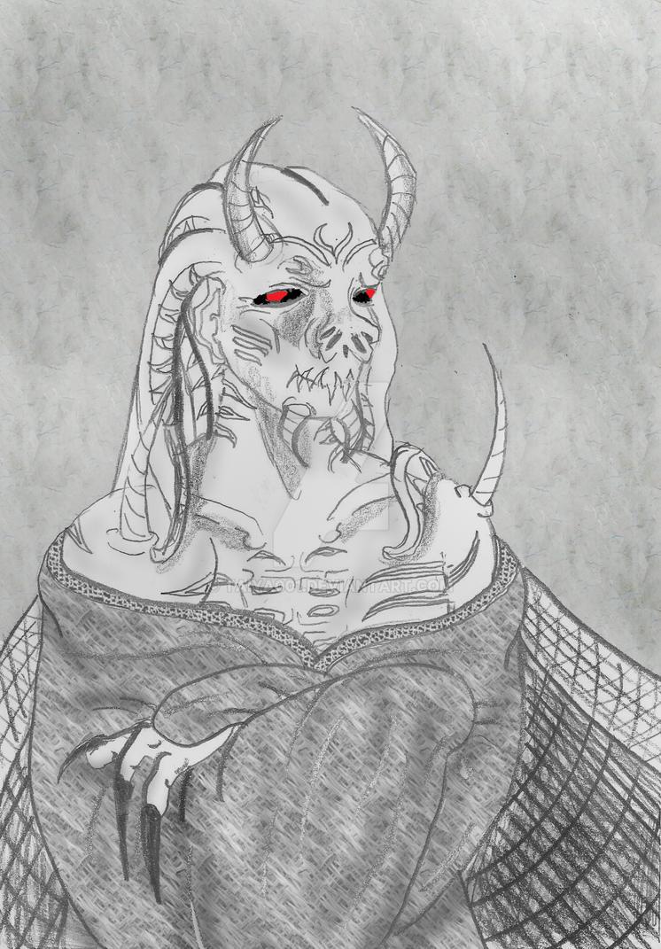 Demon Lord by Taiya001