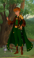 Medieval Professions Squire by Taiya001
