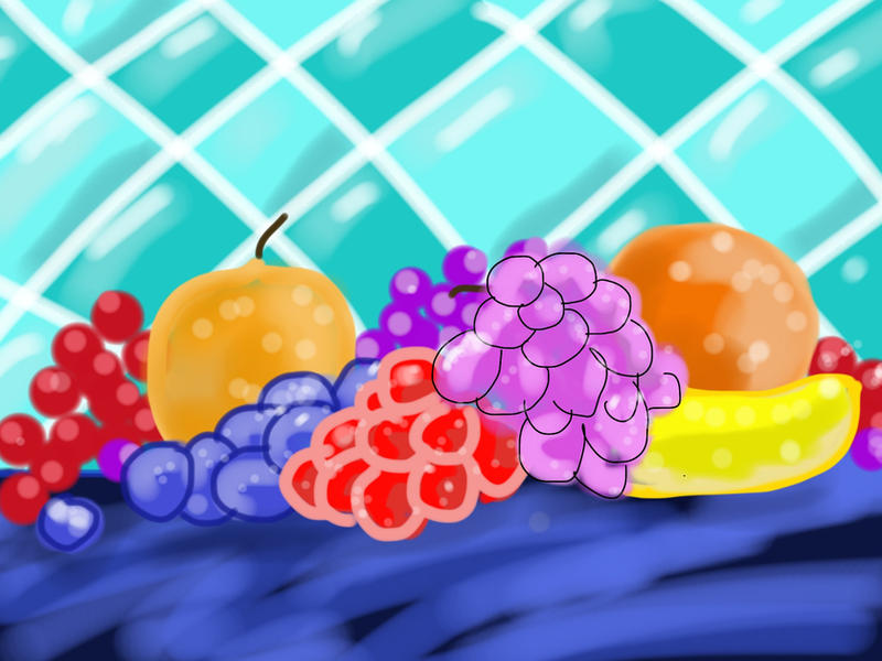 Still Art Fruits by Taiya001