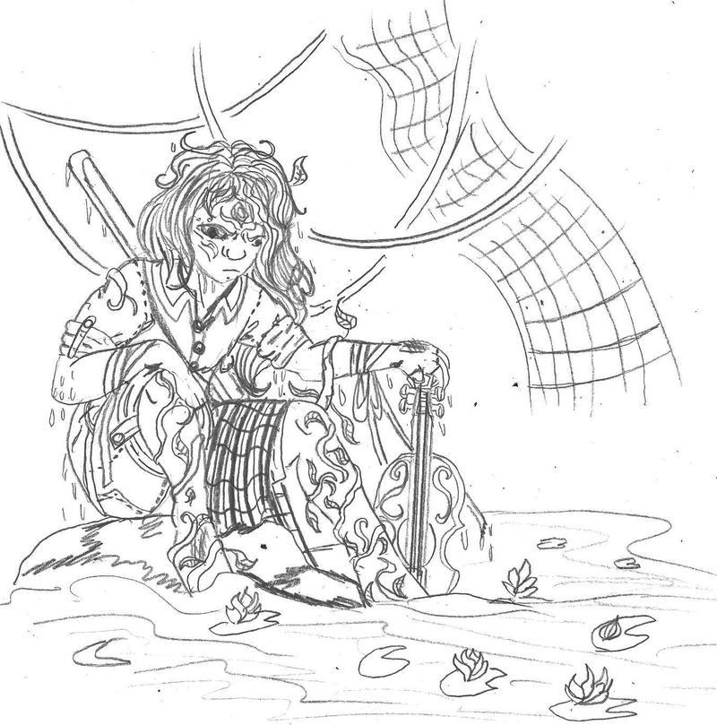 Folkart Nokken by Taiya001