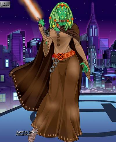 Xgirl Jedi by Taiya001