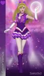 SM Xv3 Sailor Venus by Taiya001