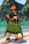 Moana-Polynesian-Princess 10 by Taiya001