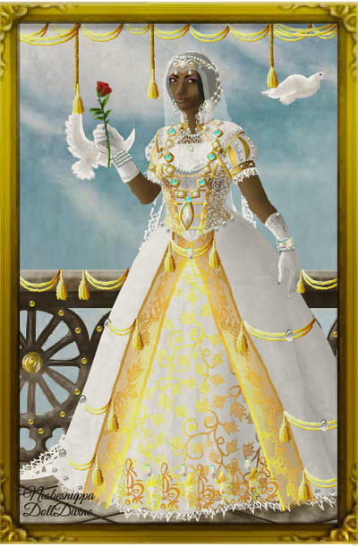 Queenly Portrait Maker 5 by Taiya001