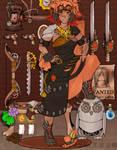 Halloween Doll 26 by Taiya001