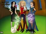 Hogwarts Sisters by Taiya001