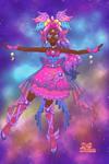 Glitter Seraphim Dreams by Taiya001