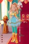 Fairy Tale Glass Staff by Taiya001