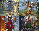Goddesses by Taiya001