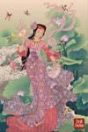 Hanfu Juniper Lee by Taiya001