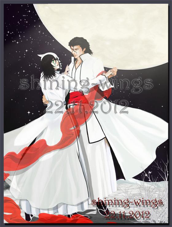Aizen Stark And Ulquiorra From BleachUlquiorra Vs Aizen