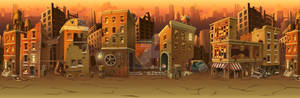Background for flash game (Not for sale).