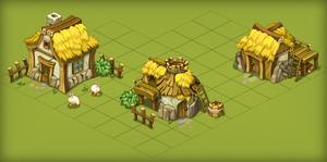 Native houses