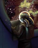 The Traveler - Stellar Directions by azraelengel