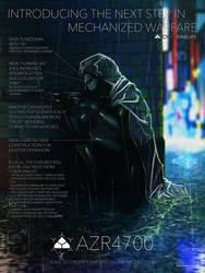 AZR4700 - Magazine Spread