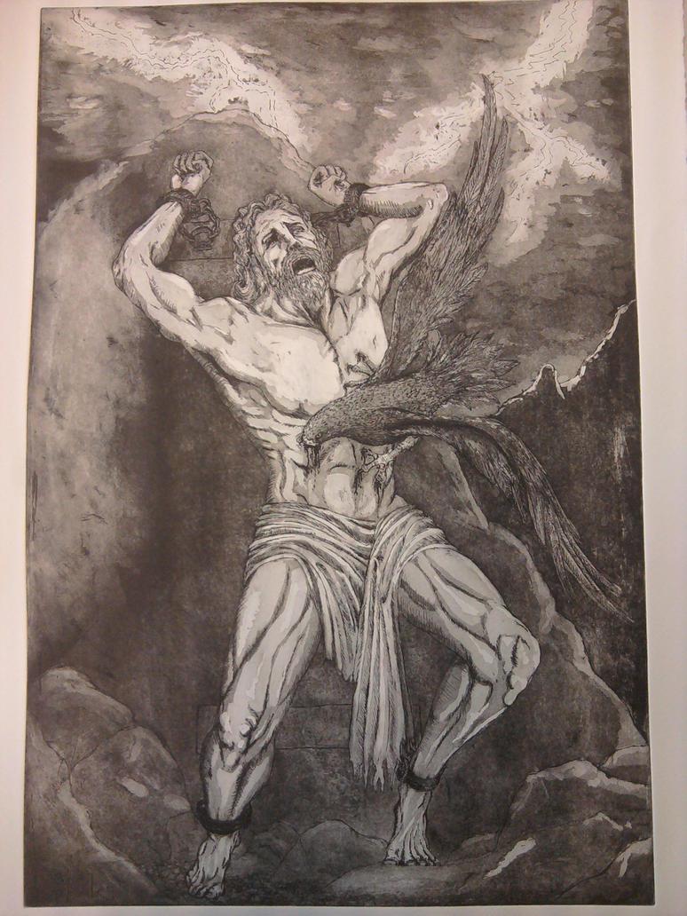 Punishment Of Prometheus Picture Punishment Of Prometheus