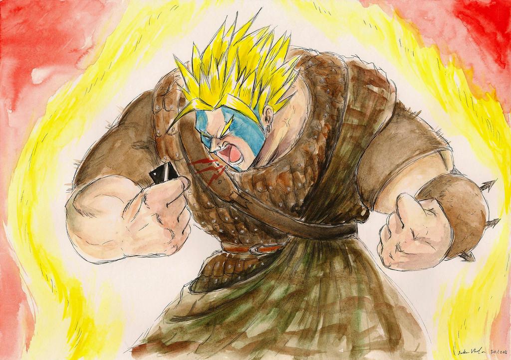 Bardock Sjj 3 By Naruto999 By Roker Deviantart Com On: Broly The Legendary Super Saiyan Favourites By