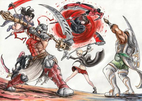 Scythe Battle