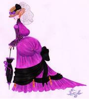 Victorian Purple by IslaAntonello