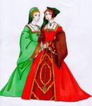 Tudor Fashion col