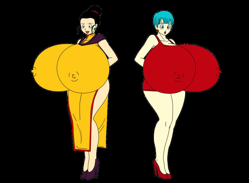 BULMA Shows her Boobs in Dragon Ball