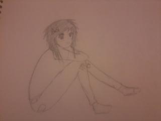 Miyu Long Hair by RawrOtakuKid