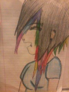 Eclairs' New Hair? by RawrOtakuKid