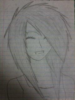 Drawing Before Edit by RawrOtakuKid