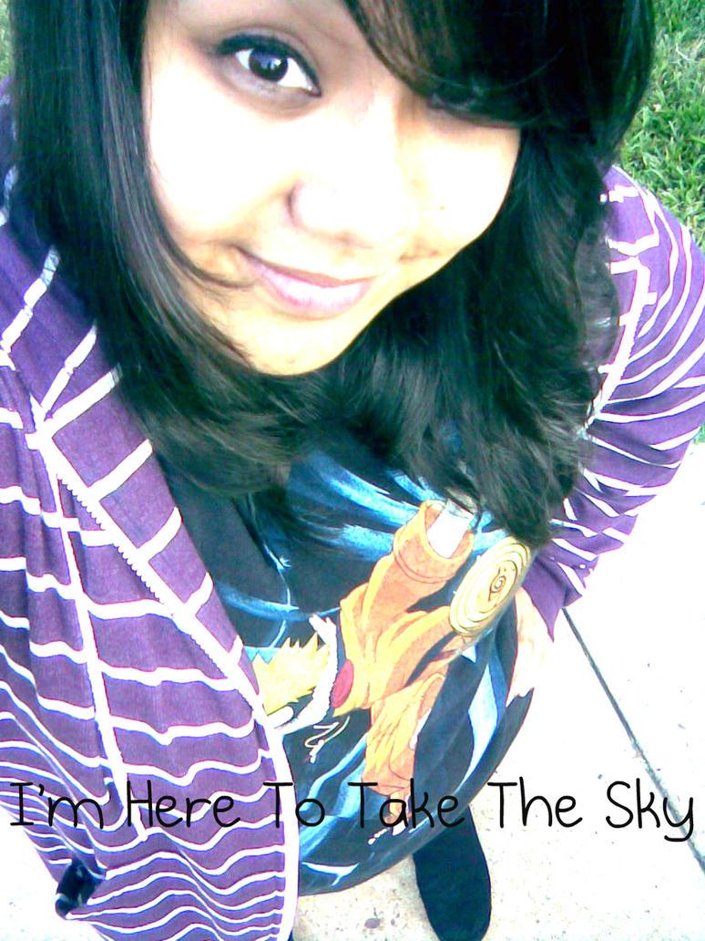 'I'm Here To Take The Sky'-D.R.U.G.S by RawrOtakuKid