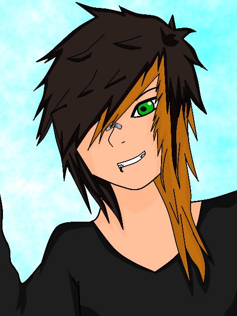 Meet Hayden c: by RawrOtakuKid