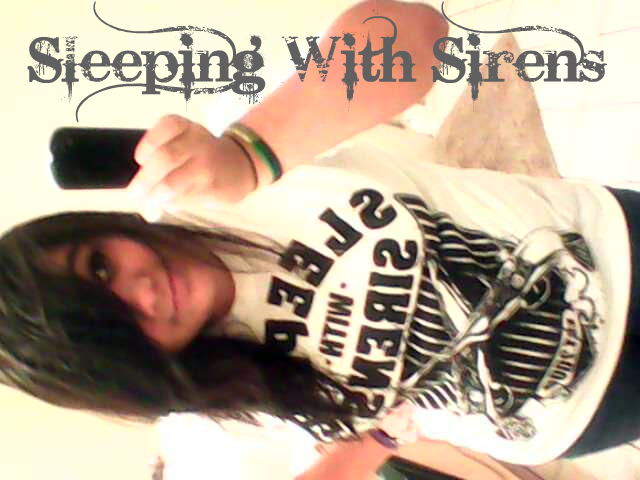 Sleeping With Sirens Be-atch xD by RawrOtakuKid