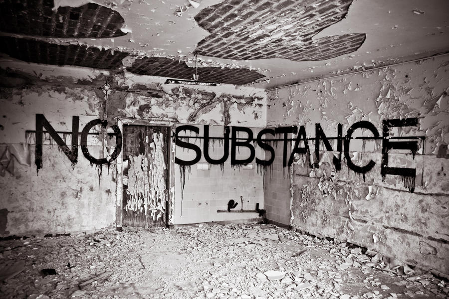 No Substance by UrbExplorer
