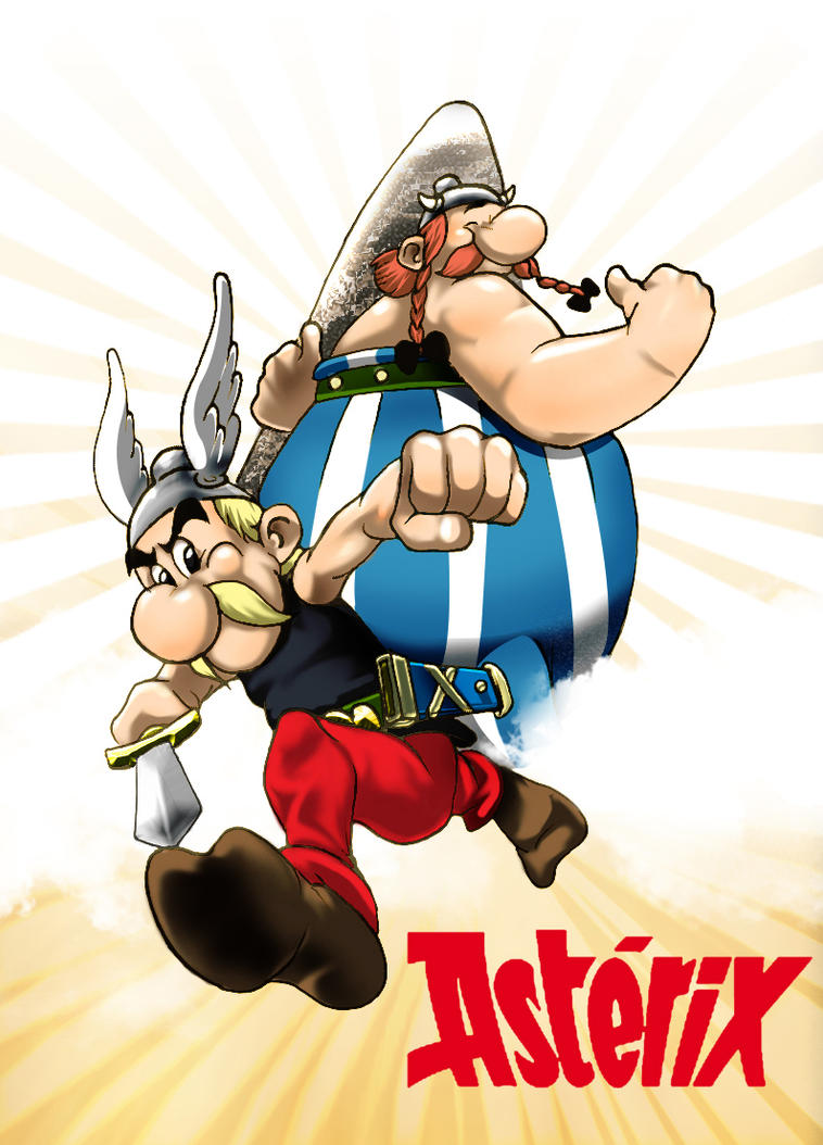 List Of Asterix Characters Wikipedia