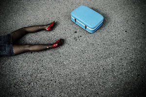 suitcase by seafoodmwg